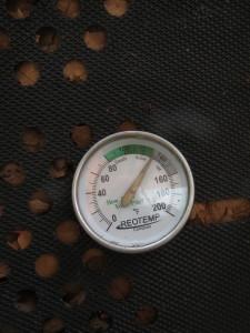 compost temp 131